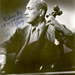 Gregor Piatigorsky
